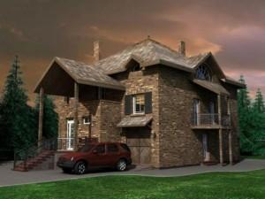 Дом из кирпича цена на строительство в Оренбурге