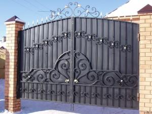 Заборы в Оренбурге