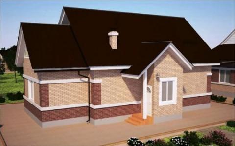 Проект дома Сакмара