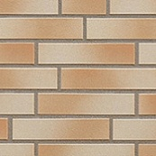 Плитка клинкерная фасадная, 240x71x10мм, Дымка, гладкий