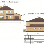 Индивидуальное проектирование фасад дома