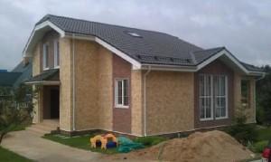 Дома из сип-панелей цена на строительство