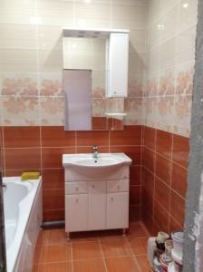 Ванная комната ремонт установка сантехники