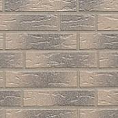 Плитка клинкерная фасадная, 240x71x10мм, РАЗЛОМ, накат Березка