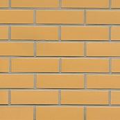 Плитка клинкерная фасадная, 240x71x10мм, Песочный гладкий
