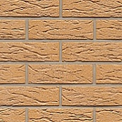 Плитка клинкерная фасадная, 240x71x10мм, Охра накат СКАЛА