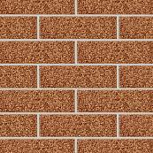 Плитка клинкерная фасадная, 240х71х10мм, Ваниль глазурованная
