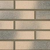 Плитка клинкерная фасадная, 240x71x10мм, Вулкан, накат БЕРЕЗКА