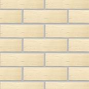 Плитка клинкерная фасадная, 240x71x10мм, Ваниль, Скала глазурованная