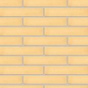 Плитка клинкерная фасадная, 240x47x10мм, Ваниль, накат СКАЛА